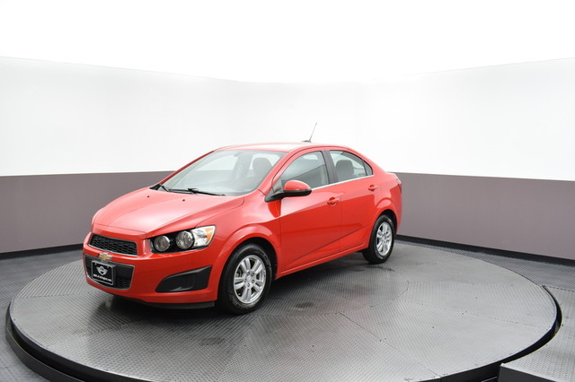 Pre-Owned 2015 Chevrolet Sonic