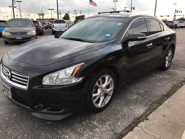 Pre Owned 2013 Nissan Maxima 3.5 SV W/Sport Pkg