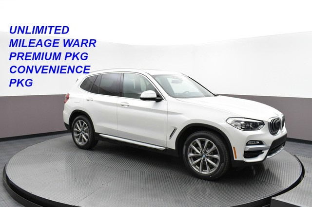Retired Loaner 2019 BMW X3 sDrive30i