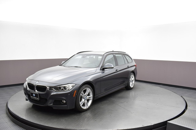 Certified 2015 BMW 3 Series