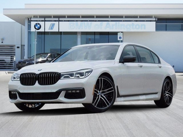 New 2017 Bmw 7 Series 750i Sedan In Arlington Hgm22031r Of
