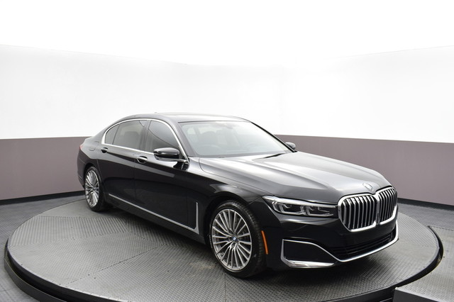 Retired Loaner 2020 BMW 7 Series 740i