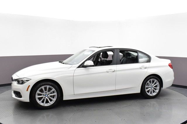 BMW 3 Series 320i Rear Wheel Drive 4dr Car