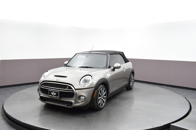 Used 2016 MINI Cooper Convertible