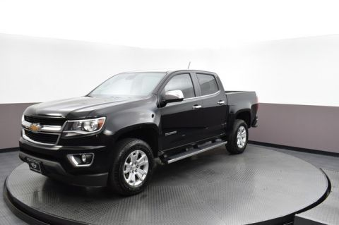 Pre-Owned 2019 Chevrolet Colorado