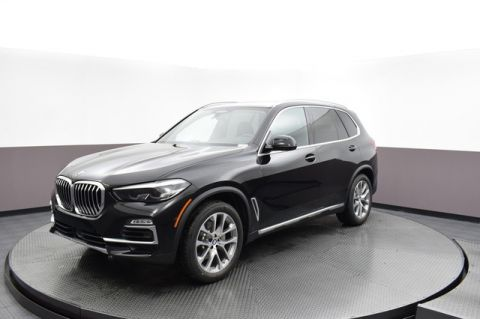 Retired Loaner 2019 BMW X5 xDrive40i
