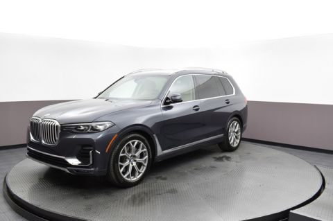 Retired Loaner 2019 BMW X7 xDr40i xDrive40i