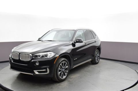Retired Loaner 2018 BMW X5 sDrive35i