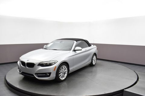 Certified 2016 BMW 2 Series
