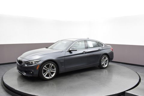 Used 2016 BMW 4 Series Convertible in Arlington #G5A28424 | BMW of