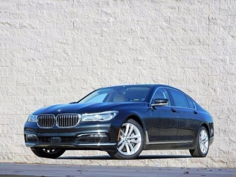 New 2018 BMW 7 Series 750i