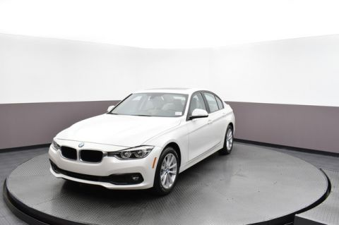 Retired Loaner 2018 BMW 3 Series 320i