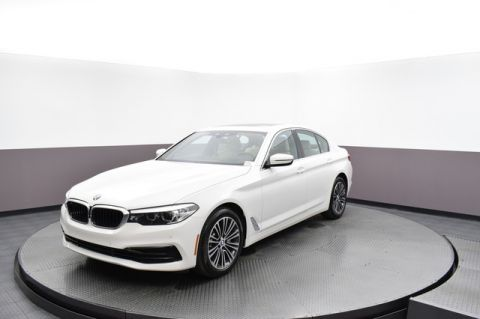 Certified 2019 BMW 5 Series