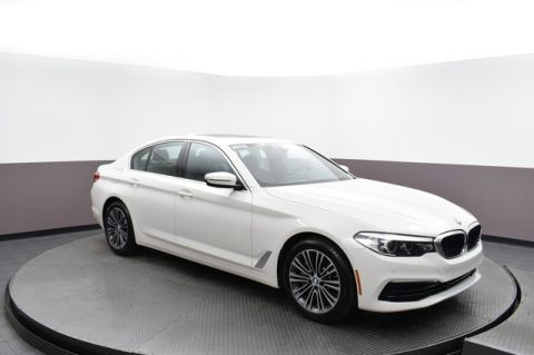 Retired Loaner 2019 BMW 5 Series 530i