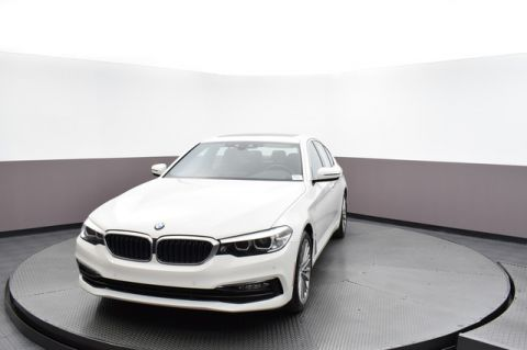 Certified 2018 BMW 5 Series